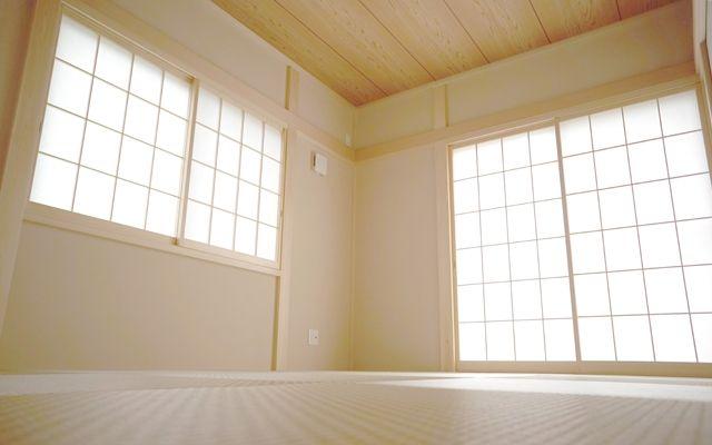 和室の塗り壁について学びましょう。